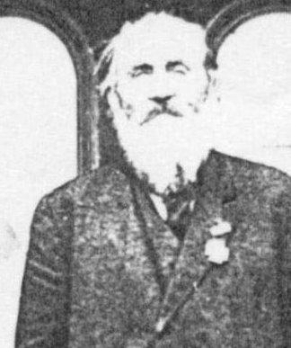 Edward Robert Newell, 1840/41 NC- 1926 FL.