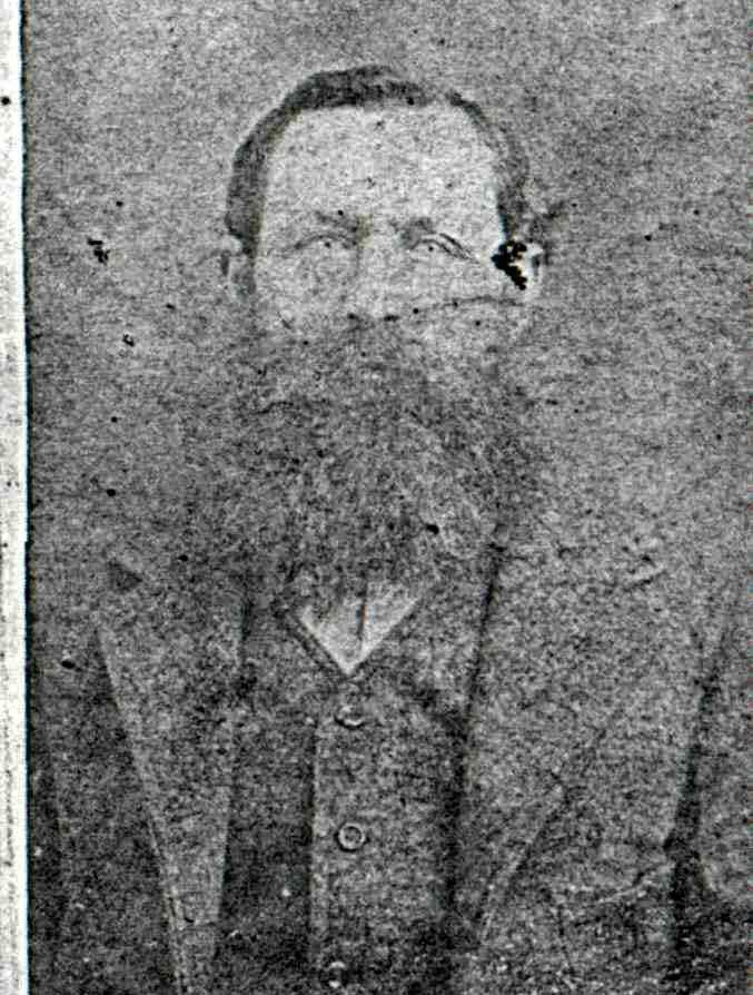 Edward Robert Newell 1840/41 NC-- 1926 FL